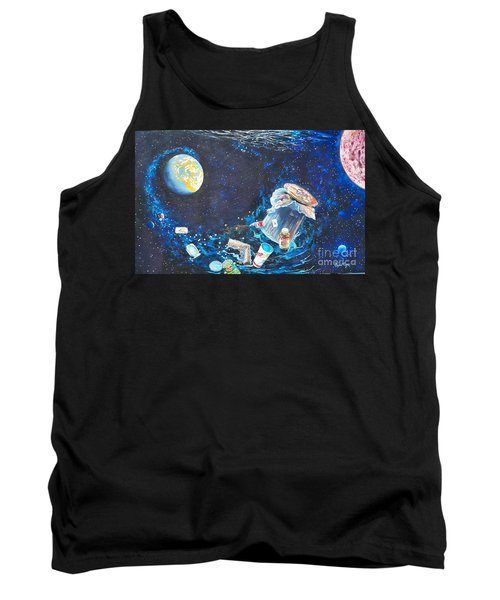 We Loved Earth At One Time - Yes We Did. Tank Top