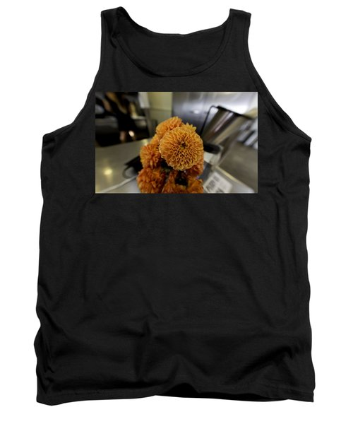 Treats At The Ice Cream Parlor Tank Top