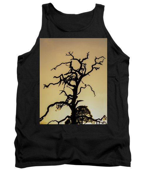 Tree Silhouette Tank Top