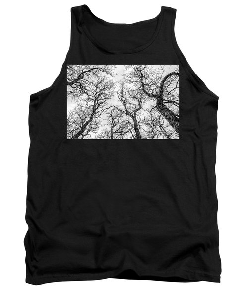 Tree Tops Tank Top by Sue Smith
