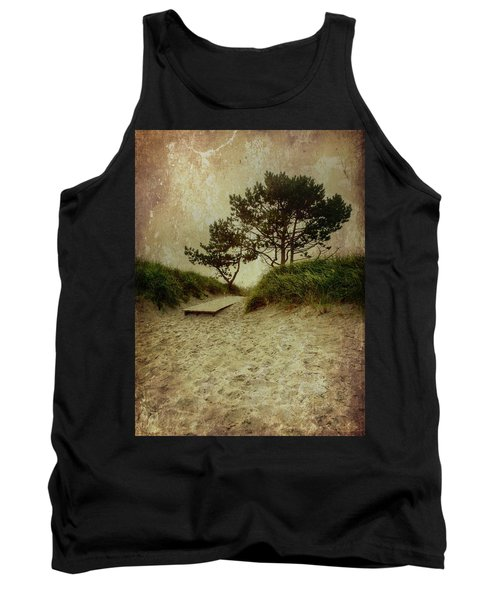 Trees By The Sea Tank Top