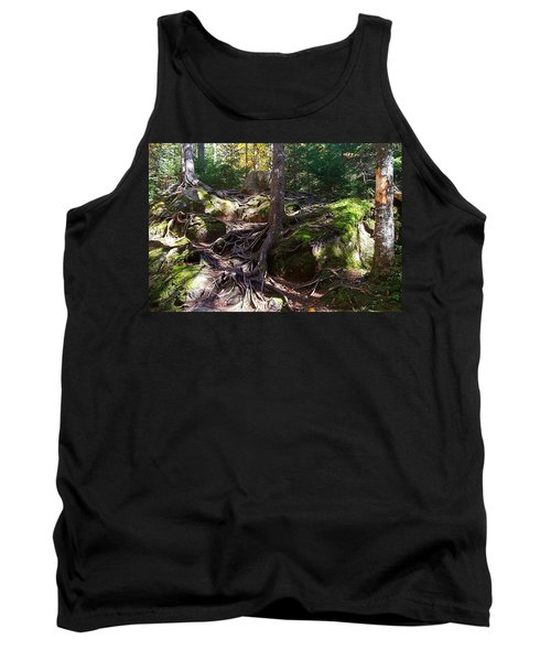 Trees - Mont Tremblant National Park Tank Top