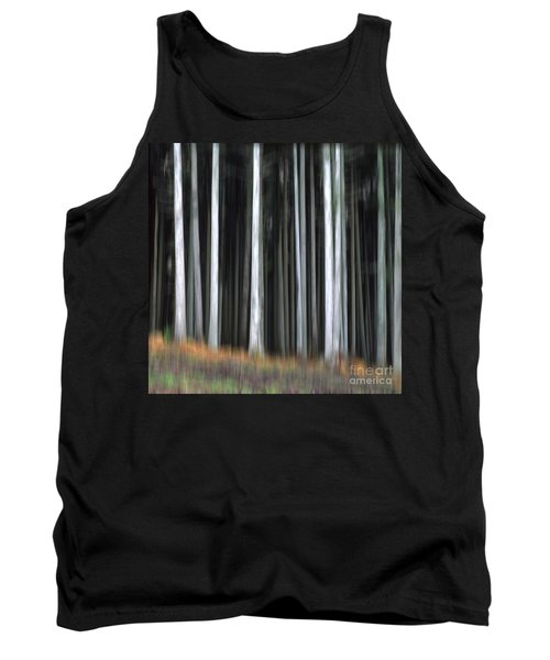 Trees Trunks Tank Top