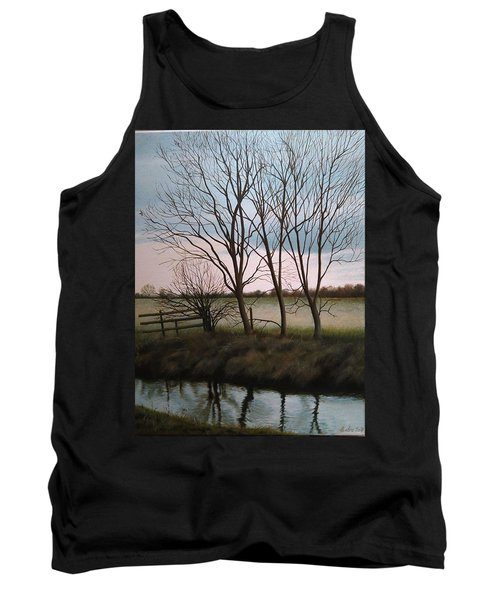 Trent Side Tank Top