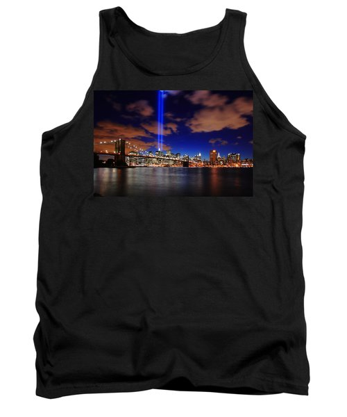 Tribute In Light Tank Top