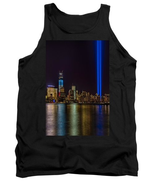 Tribute In Lights Memorial Tank Top