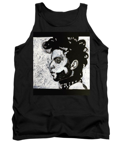 Tribute To Prince Tank Top
