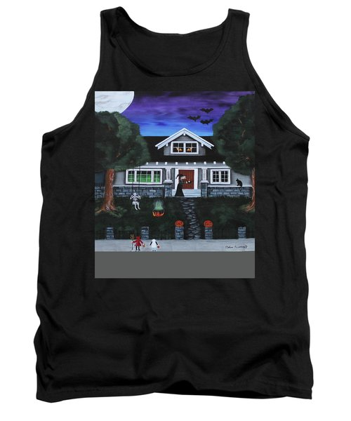 Trick-or-treat Tank Top