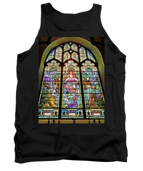 Trinity Church Galveston Tank Top