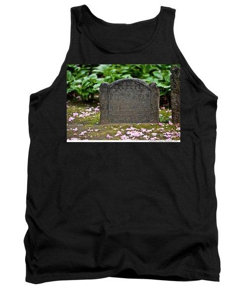 Trinity Church Tombstone Tank Top