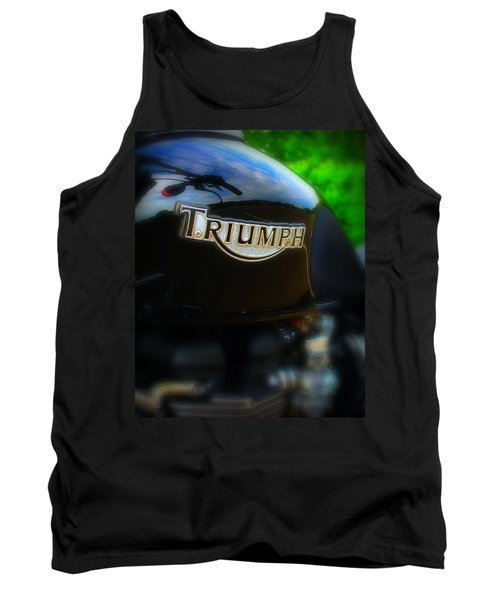 Triumph Tank Top by Perry Webster