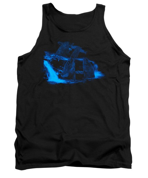 Trouble Upstream Tank Top
