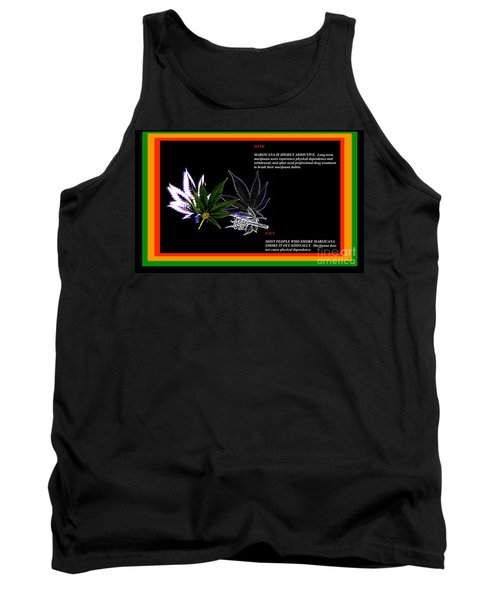 Truth Tank Top by Jacqueline Lloyd