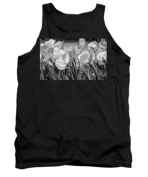 Tank Top featuring the photograph Tulips by JoAnn Lense
