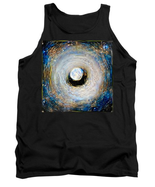 Tunnel To The Moon Tank Top