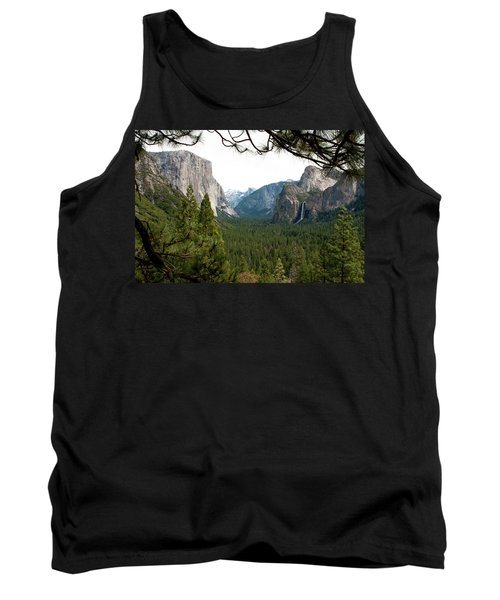 Tunnel View Framed Tank Top