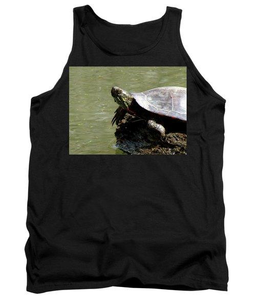 Turtle Bask Tank Top