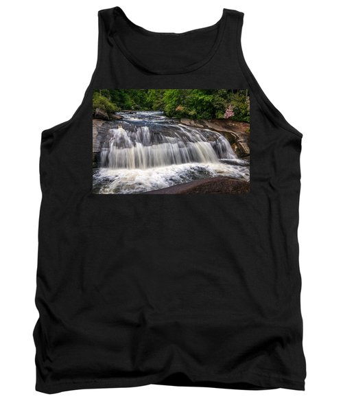 Turtleback Falls Tank Top
