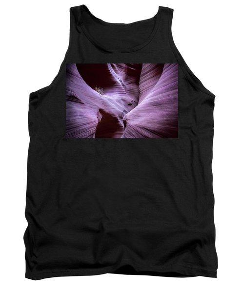 Twists And Turns Tank Top