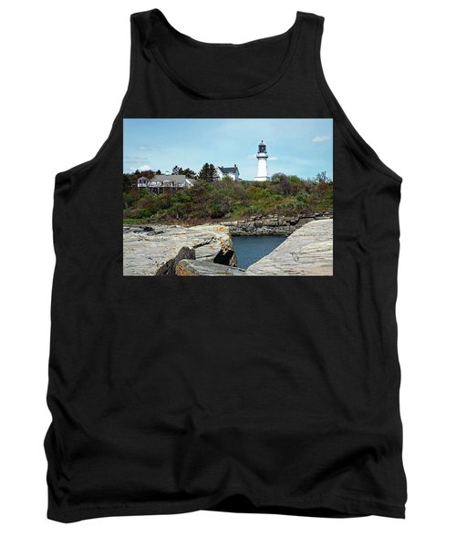Two Lights - Maine Tank Top