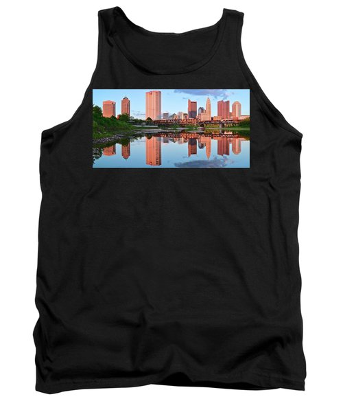 Tank Top featuring the photograph Two Of Everything by Frozen in Time Fine Art Photography