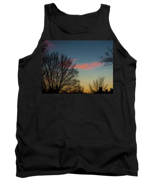 Two Planes Tank Top