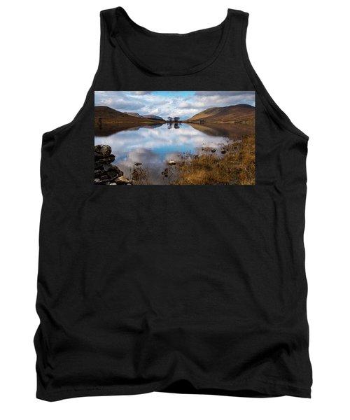Two Trees, Loch Broom Tank Top