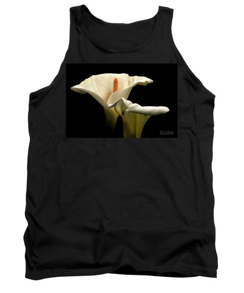 Two Lilies Tank Top