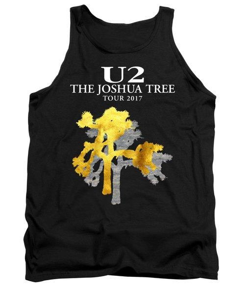 U2 Joshua Tree Tank Top by Raisya Irawan