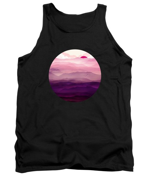 Ultraviolet Day Tank Top
