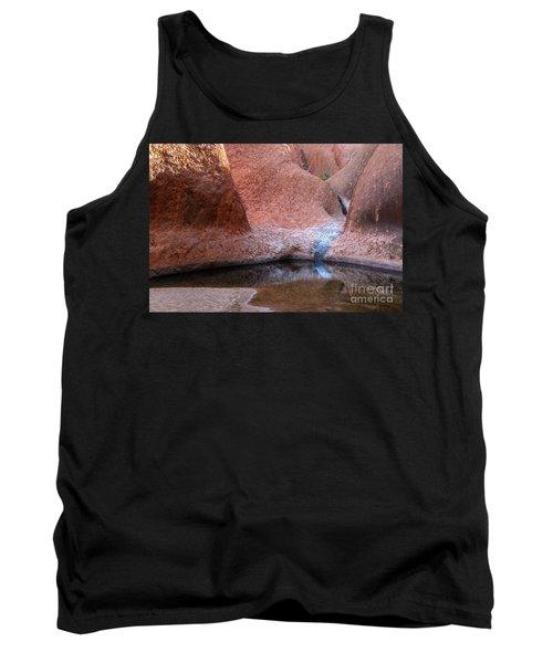Tank Top featuring the photograph Uluru 03 by Werner Padarin
