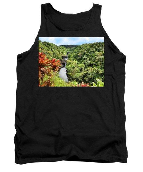 Umauma Falls Tank Top