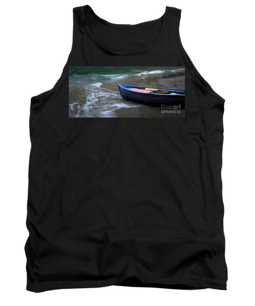 Uncertain Future Tank Top