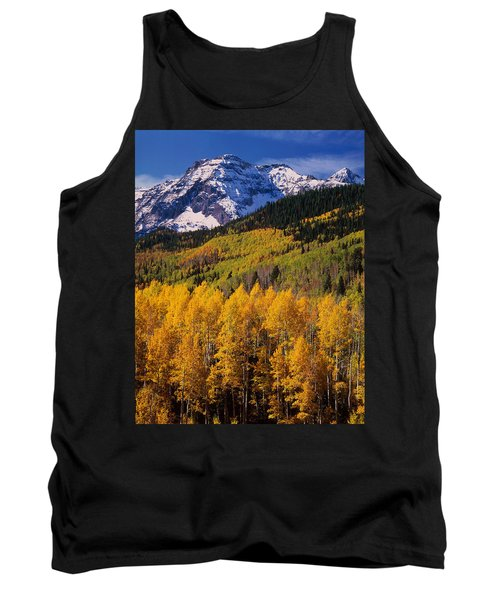 Uncompahgre National Forest Co Usa Tank Top