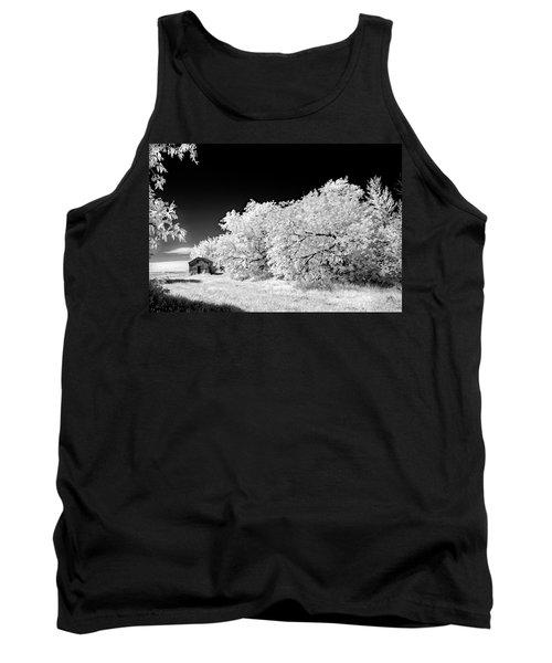 Tank Top featuring the photograph Under A Dark Sky by Dan Jurak