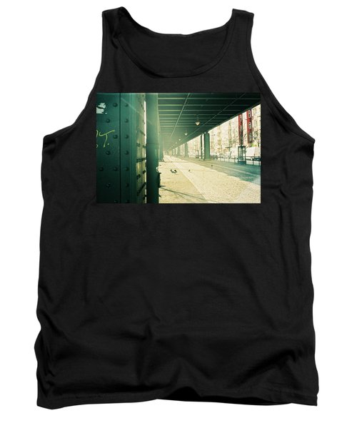 Under The Elevated Railway Tank Top