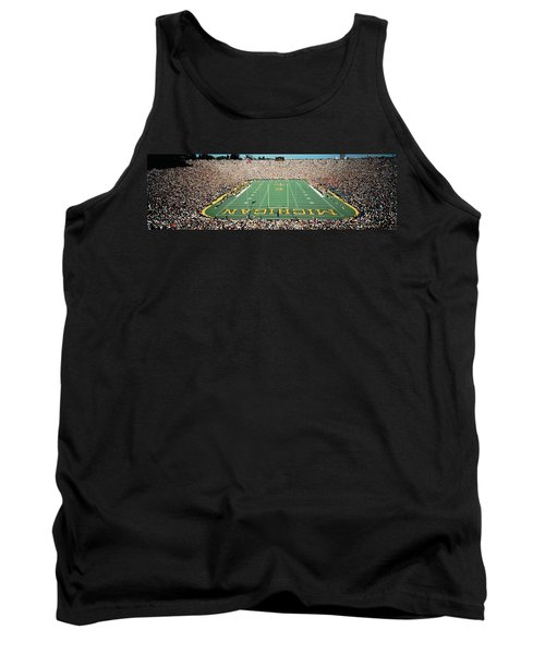University Of Michigan Stadium, Ann Tank Top