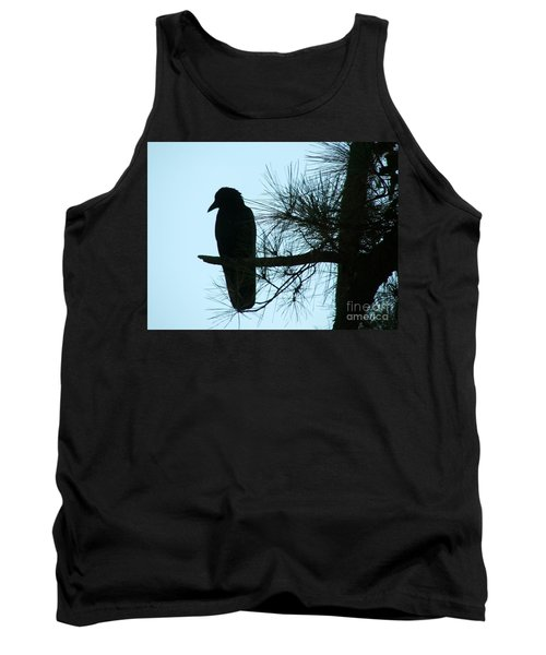 Unknown Visitor Tank Top