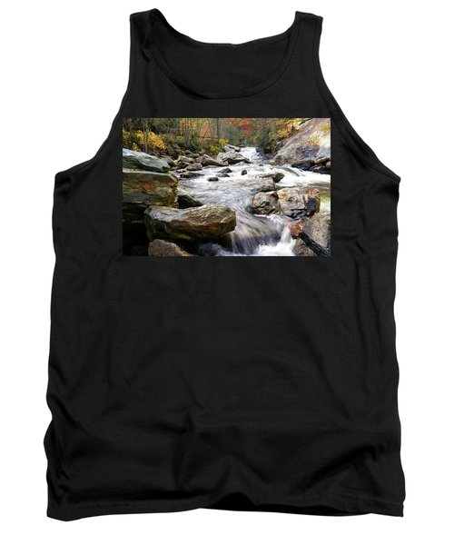 Unnamed Waterfall Tank Top