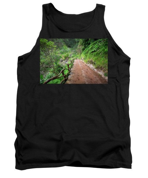 Until The Infinity Tank Top