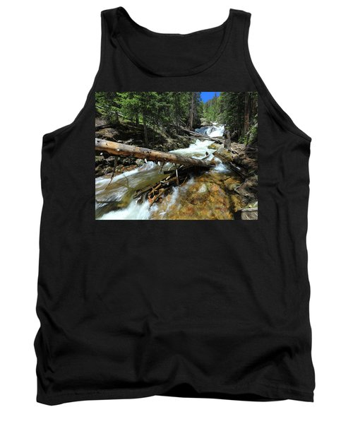 Up A Log Tank Top