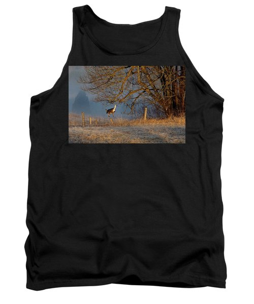 Up And Over Tank Top