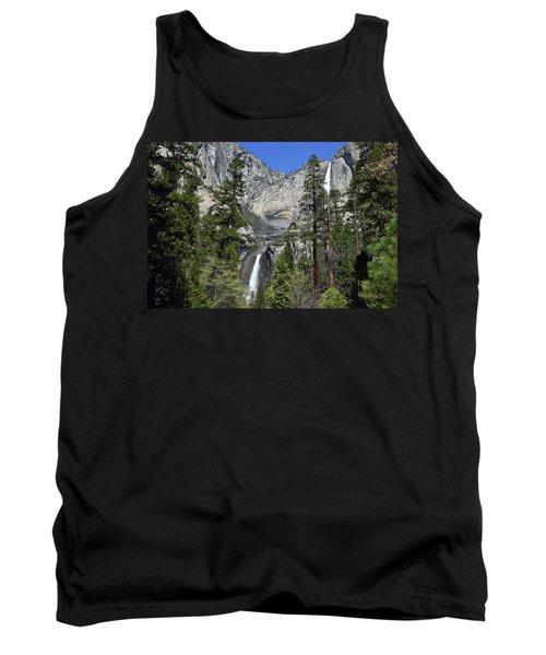 Upper And Lower Yosemite Falls Tank Top