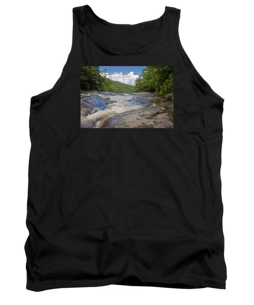 Upper Creek Waterfalls Tank Top