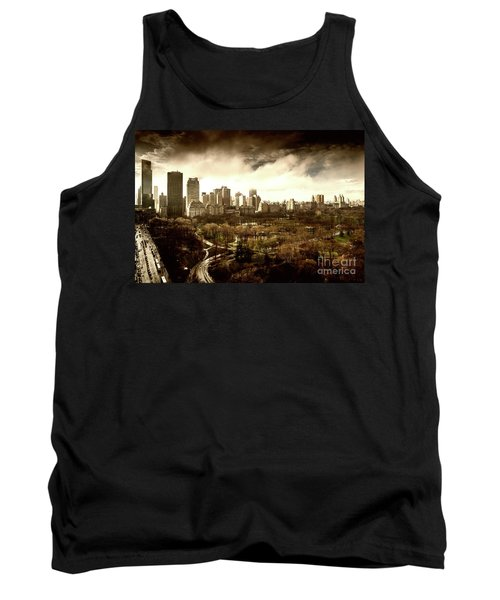 Upper West Side Of New York City Tank Top