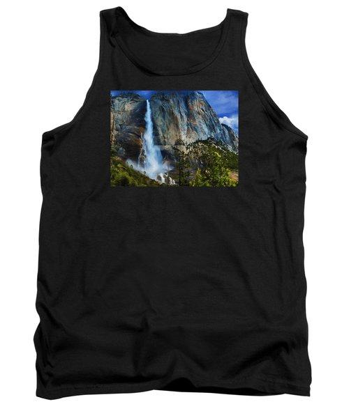 Upper Yosemite Falls Tank Top