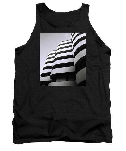 Urban Alienation Tank Top by Shaun Higson