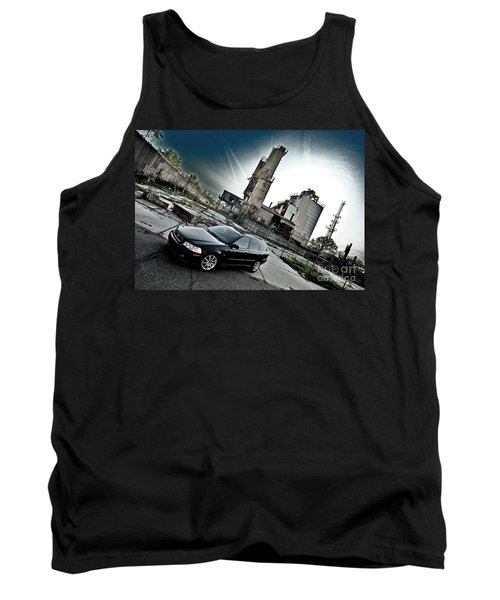 Urban Background Tank Top