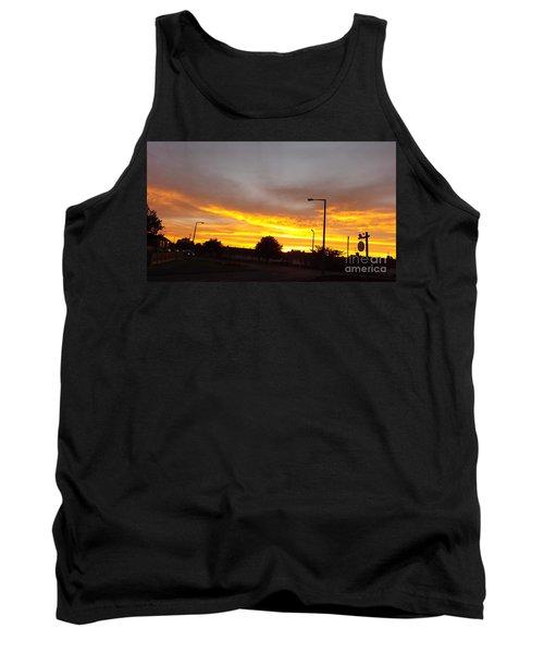 Urban Sunset Tank Top