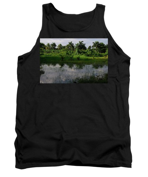 Urban Swamp Tank Top